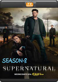 Supernatural The Complete Season 8