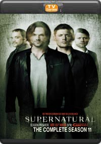 Supernatural The Complete Saeson 11