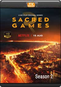 Sacred Games Season 2 [ Episode 1,2,3 ]