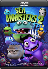 Sea Monsters 2 [ C - 1352 ]