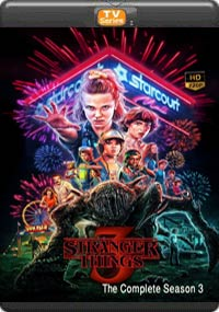 Stranger Things The Complete Season 3