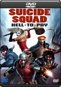 Suicide Squad: Hell to Pay [ C- 1336 ]