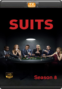 Suits Season 8 [Episode 13,14,15,16 The Final ]