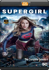 SuperGirl The Complete Season 4