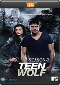 Teen Wolf The Complete Season 2