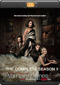The Vampire Diaries The Complete Sesaon 7