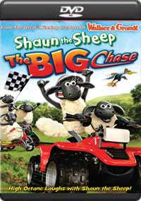 Shaun the Sheep: The Big Chase [C-980]