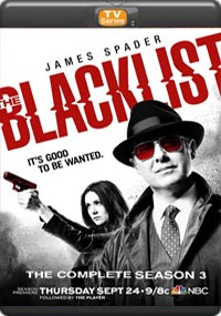 The Blacklist The Complete Season 3