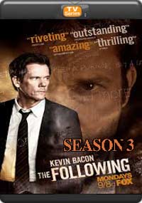The Following Complete Season 3