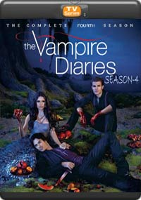 The Vampire Diaries The Complete Season 4