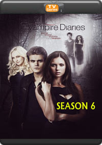 The Vampire Diaries The Complete Season 6
