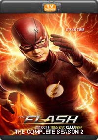 The Flash The Complete Season 2