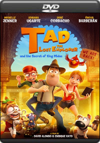 Tad the Lost Explorer and the Secret of King Midas[C-1321]