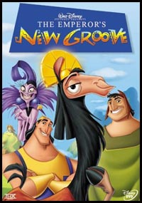 The Emperor's New Groove [C-54]