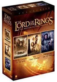 The Lord of the Rings Complete Box Set [90 ,112 ,135]