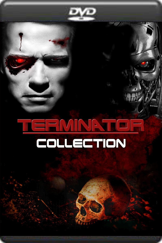 Terminator Collection [482,483,484,3216,6496,8403]