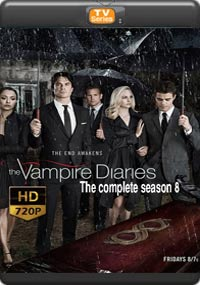 The Vampire Diaries The complete Season 8