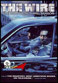 The Wire - The Complete Third Season