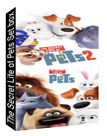 The Secret Life of Pets Set Box [ C-1266,C-1392 ]
