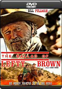 The Ballad of Lefty Brown [ 7651 ]