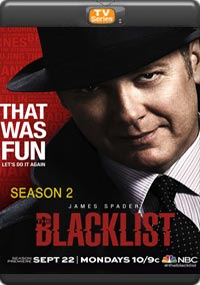 The Blacklist Season 2 [Episode 9,10,11,12]