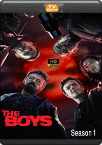 The Boys Season 1[ Episode 1,2,3 ]