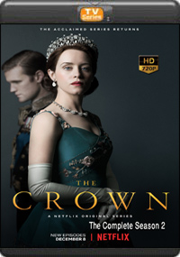 The Crown Complete Season 2