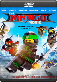 The LEGO Ninjago Movie [ C-1320 ]
