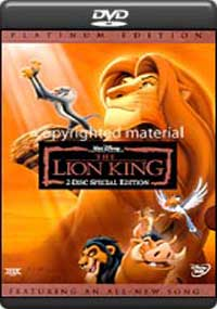 The Lion King [C-3]