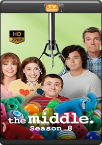The Middle Complete Season 8