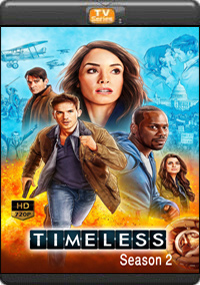 Timeless Season 2 [ Episode 1,2,3,4 ]