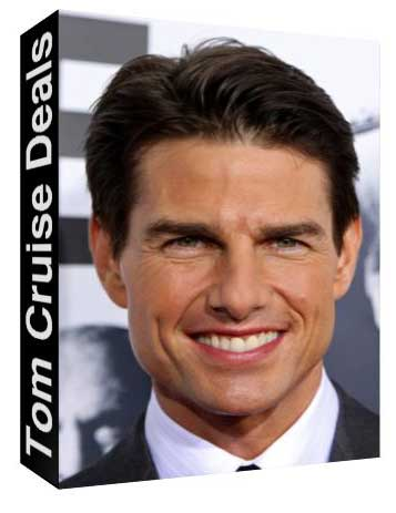 Tom Cruise Deals