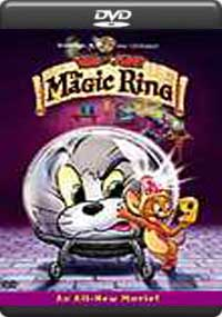 Tom And Jerry The Magic Ring [C-6]