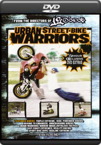 Urban Street Bike Warriors [466]