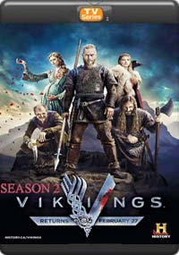 Vikings The Complete Season 2