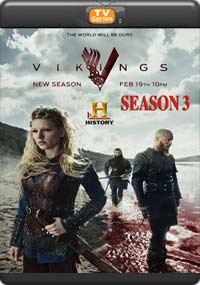 Vikings Season 3 [Episode 5,6,7,8]