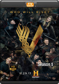 Vikings Season 5 [ Episode 5 ,6,7 ]