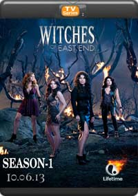 Witches Of East End The Complete Season 1