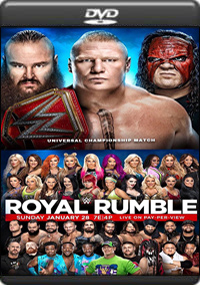 WWE Royal Rumble [ 7734 ]