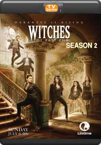 Witches Of East End The Complete Season 2