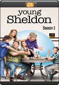 Young Sheldon Season 2 [Episode 1,2,3,4 ]
