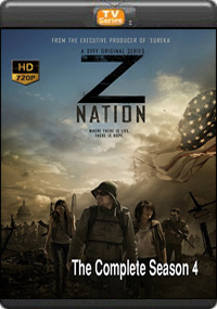 Z Nation The Complete Season 4
