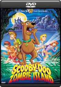 Scooby-Doo on Zombie Island [C-842]