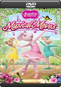 Angelina Ballerina: Musical Moves [C-927]