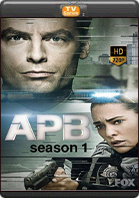 APB Season 1 [Episode 1,2,3,4 ]