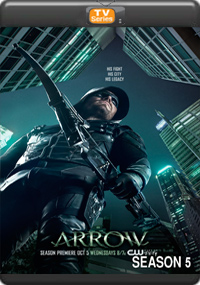 Arrow Season 5 [Episode 1,2,3,4]