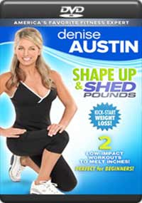 Denise Austin Shape Up & Shed Pounds [4719]
