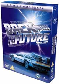 Back to the Future Setbox [1401,1402,1403]