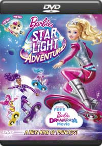 Barbie Star Light Adventure [C-1259]
