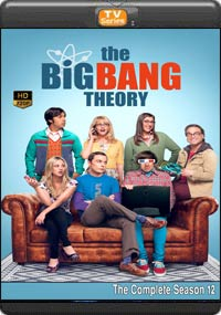 The Big Bang Theory Complete Season 12